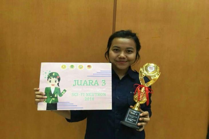 Ingin jadi konsultan gizi terbaik, mahasiswa IPB  raih juara di ajang N2O 2018