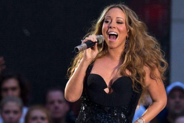 Mariah Carey bakal tampil di Candi Borobudur