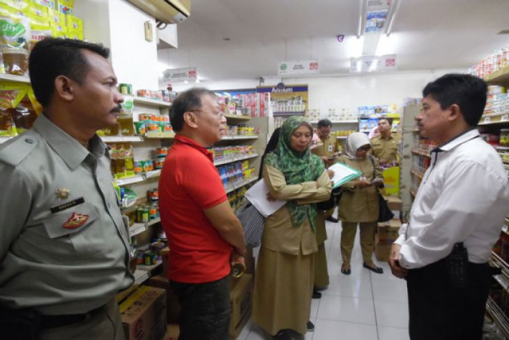 Disperindag Kota Bogor sigap menindaklanjuti temuan BPOM