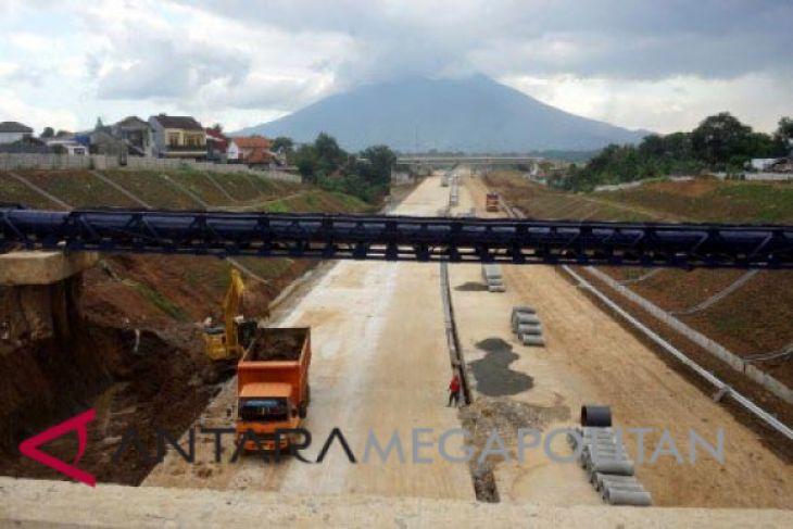 Pemerintah lelang enam proyek tol 327 kilometer