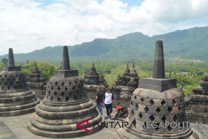 Teror bom tidak mempengaruhi kunjungan wisata