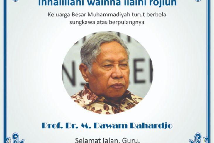 Obituari - Dawam Rahardjo dan Wirid