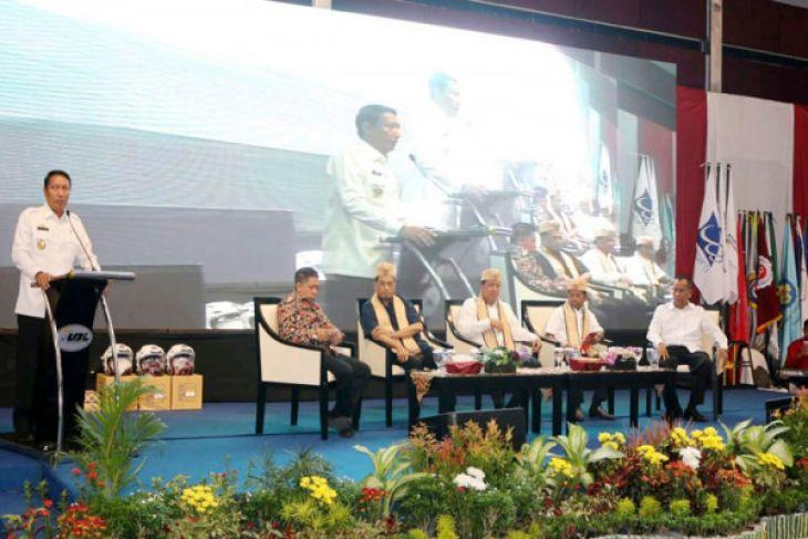 Tiga Menteri Memuji Pertumbuhan Ekonomi Lampung
