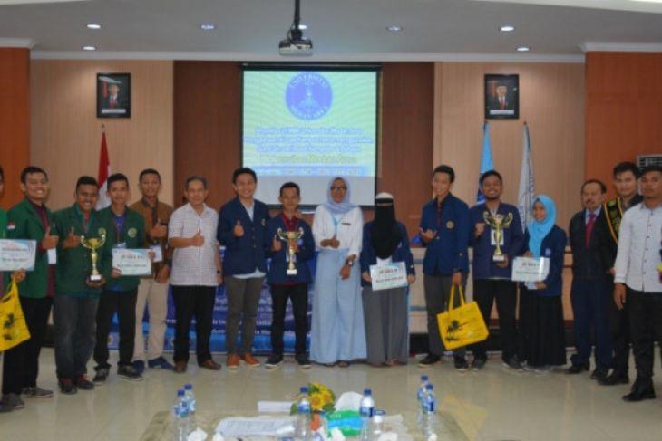 Tim IPB raih juara 1 dan 2 di kompetisi Debat Rekayasa Industri
