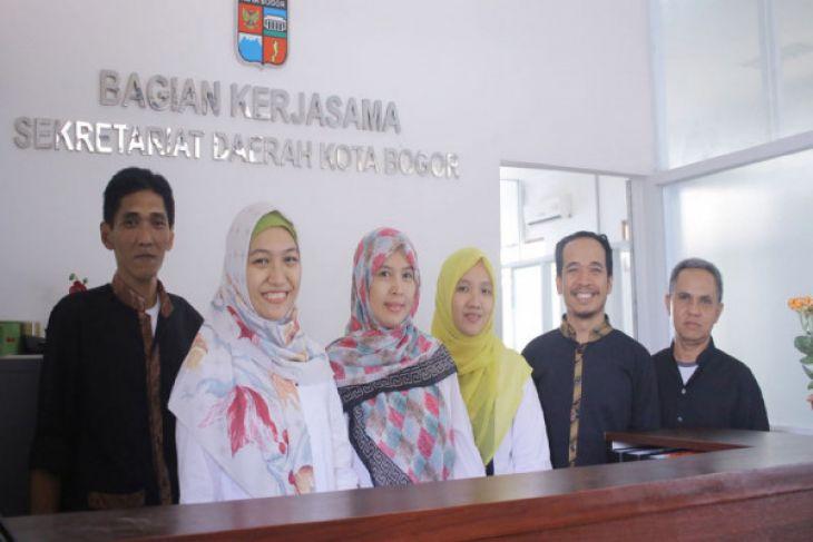 Pemkot Bogor luncurkan aplikasi sistem kerja sama daerah