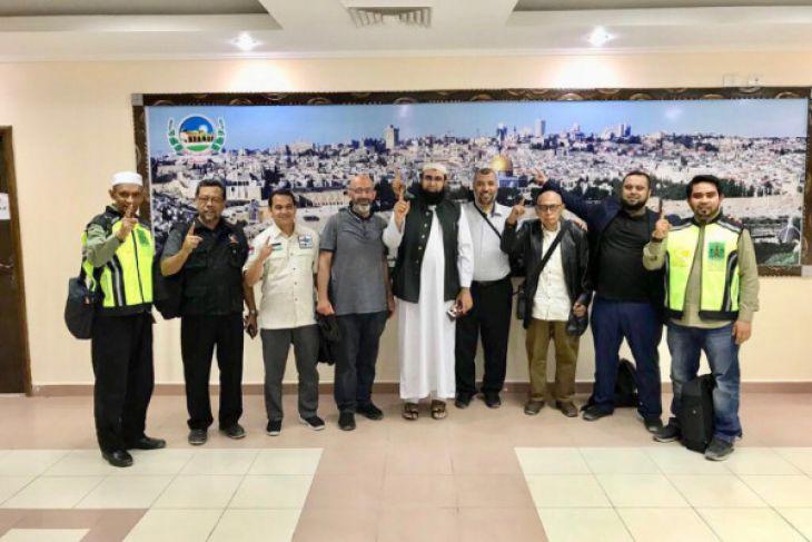 Tim kemanusiaan KNRP tembus Jalur Gaza