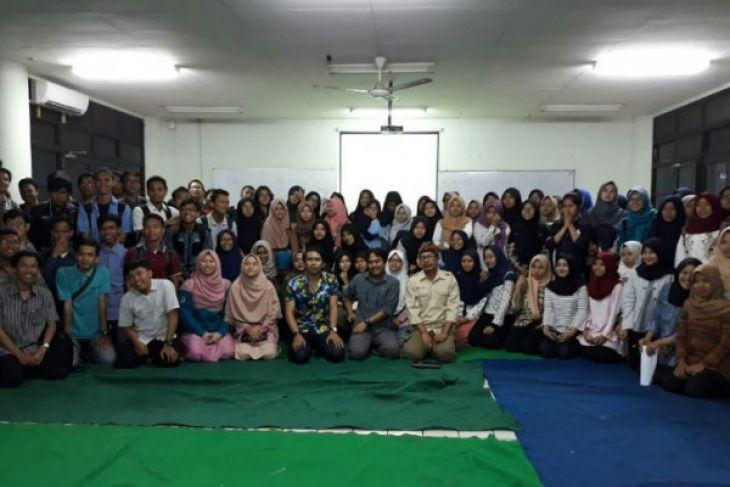 Mahasiswa IPB peduli petani melalui gerakan ekspedisi padi nusantara