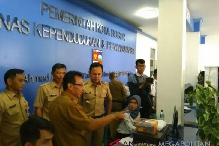 Pemkot Bogor alihkan layanan KTP-elektronik ke kecamatan
