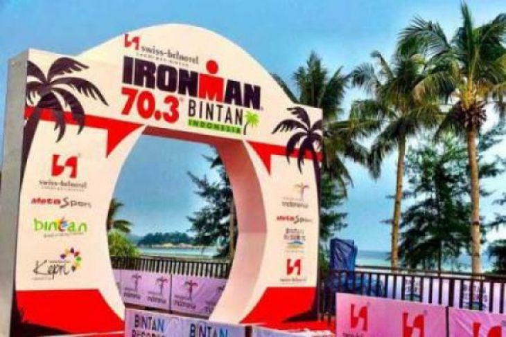 Iron Man Bintan kegiatan pariwisata terbaik Indonesia