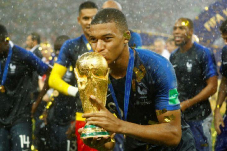 Kylian Mbappe dapat dukungan untuk menangi Ballon d'Or 2018