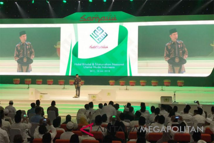 Jokowi singgung Khasoggi saat bertemu Menlu Arab Saudi