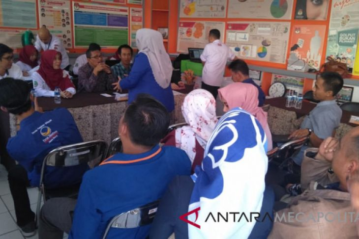 Partai Nasdem Sukabumi targetkan enam kursi DPRD