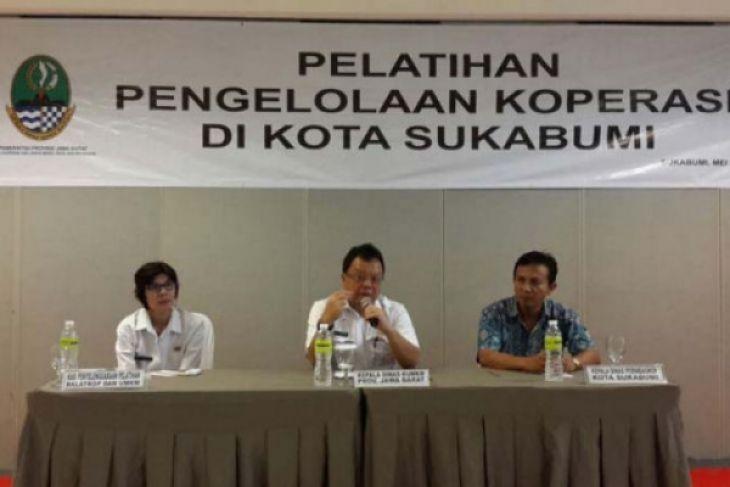 122 koperasi di Sukabumi tidak aktif