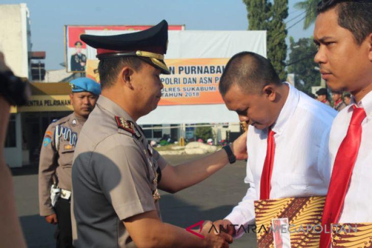 Banyak ungkap kejahatan, anggota Polres peroleh penghargaan