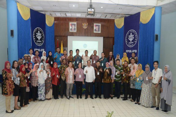 Ratusan praktisi technopark SMK dari 24 provinsi studi banding ke IPB