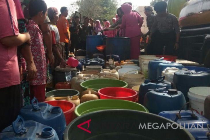 17 kampung di Tegalwaru Karawang kekeringan