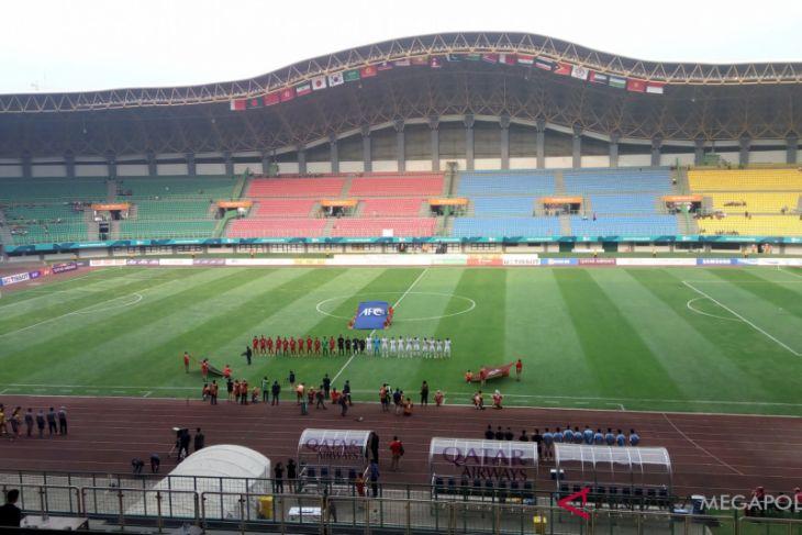 Hong Kong sementara unggul 2-0 atas Laos
