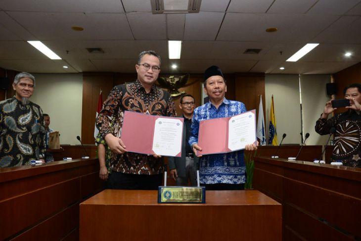 Rektor IPB Sampaikan Ucapan Duka Cita ke Rektor UNTB Lombok