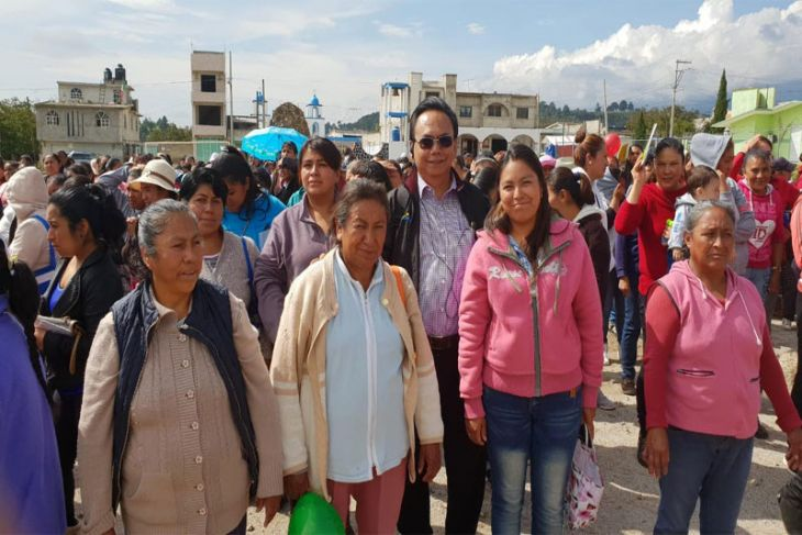 Indonesia Berbagi Pengalaman Dengan Meksiko Terkait PKH