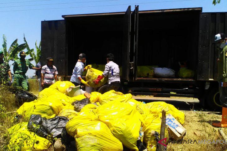 Polisi periksa enam saksi pembuangan limbah medis