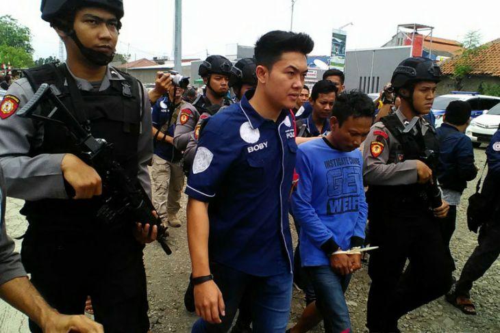 Polres Karawang akhiri pelarian pelaku pembunuhan bocah