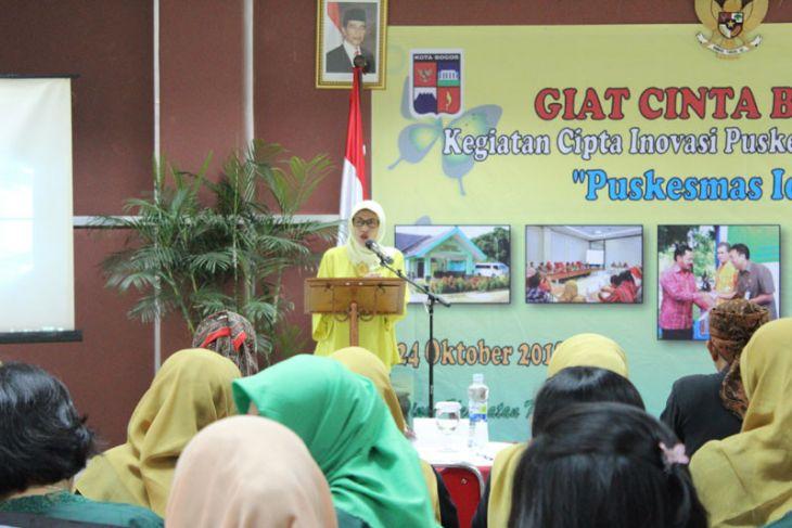 Cipta inovasi Puskesmas Kota Bogor, upaya wujudkan
