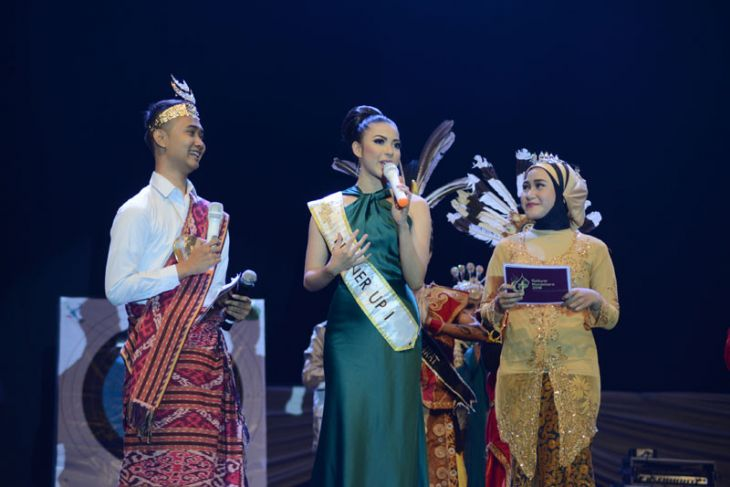 Genus IPB hadirkan Miss Indonesia