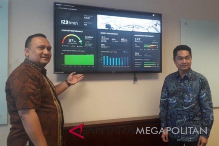 Ini layanan sistem baru pengawasan 24 jam untuk bandara dan bangunan
