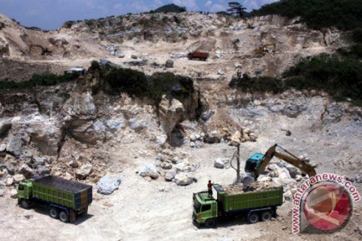 Perusahaan tambang datangi dinas lingkungan hidup Karawang