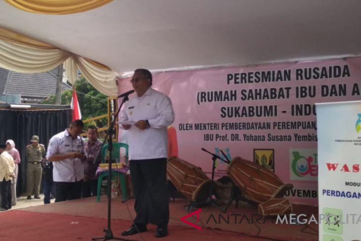 Bupati Sukabumi meminta moratorium TKI diperpanjang