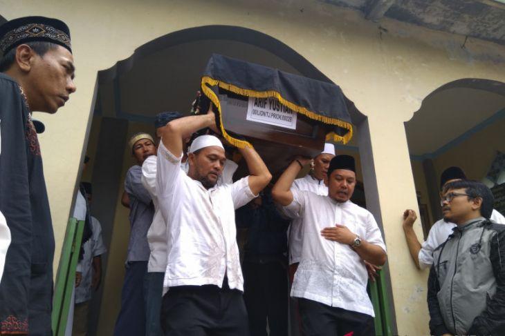 Doa yang terkabulkan jasad Arif Yustian ditemukan