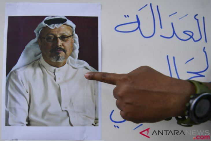 Tunangan Jamal Khashoggi terkejut, Mengapa?
