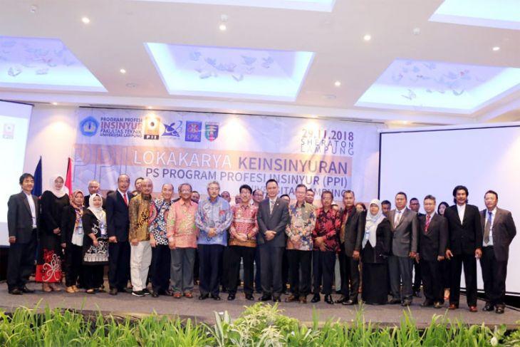 PII Agar Bersinergi dan Mendukung Pembangunan Lampung
