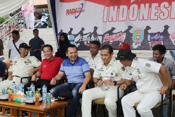 Gubernur Ridho: Lomba Ketangkasan Baris Berbaris Bisa Membentuk Calon Pemimpin Bangsa