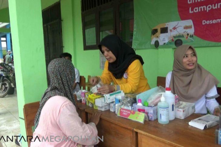 Pemkab Lampung fokus terhadap kesehatan pengungsi