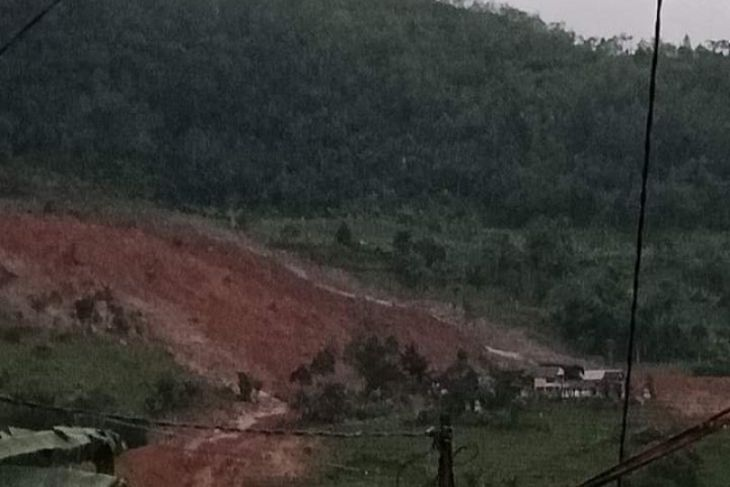 Empat longsor susulan terjadi di Cimapag