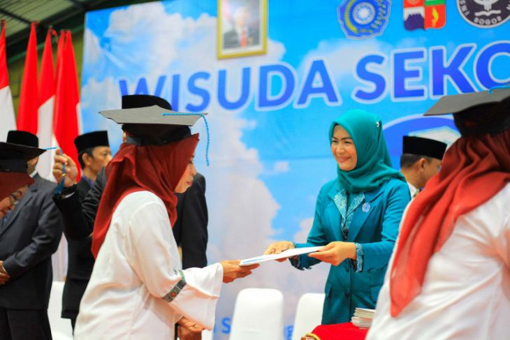 Sekolah Ibu untuk ketahanan keluarga Kota Bogor