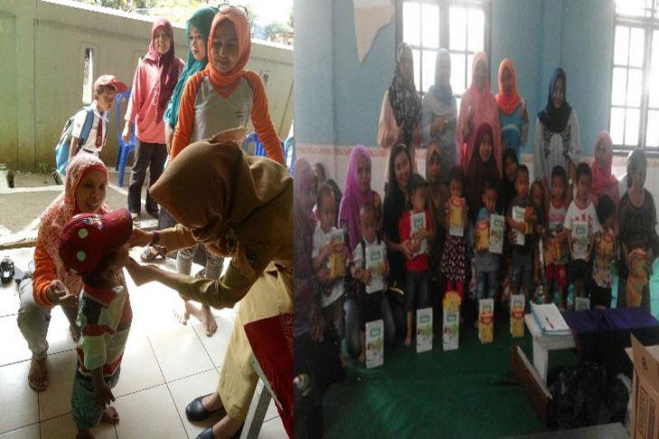 Taleus Bogor (Tanggap Leungitkeun Stunting di Kota Bogor)