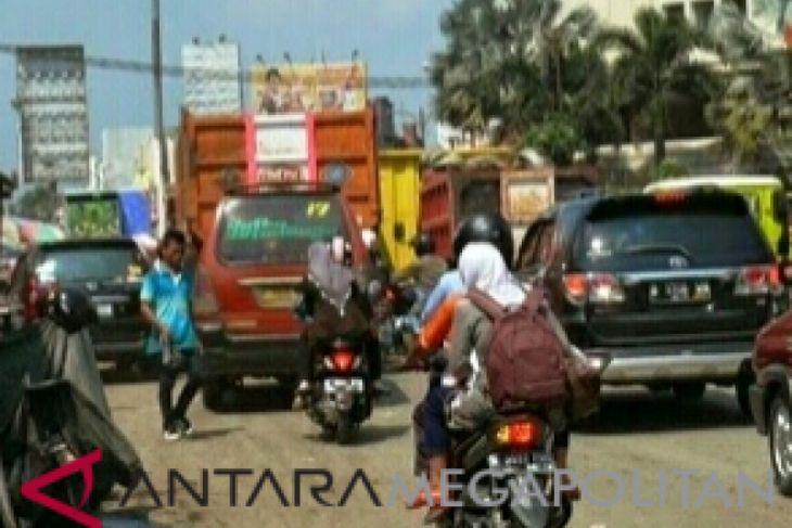 Trayek angkutan umum Bekasi terus dibenahi