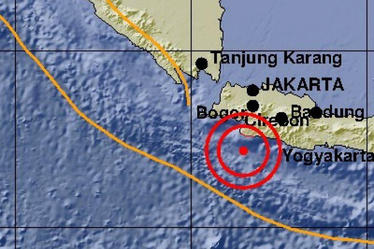 Terjadi 11.577 kali gempa di Indonesia selama 2018