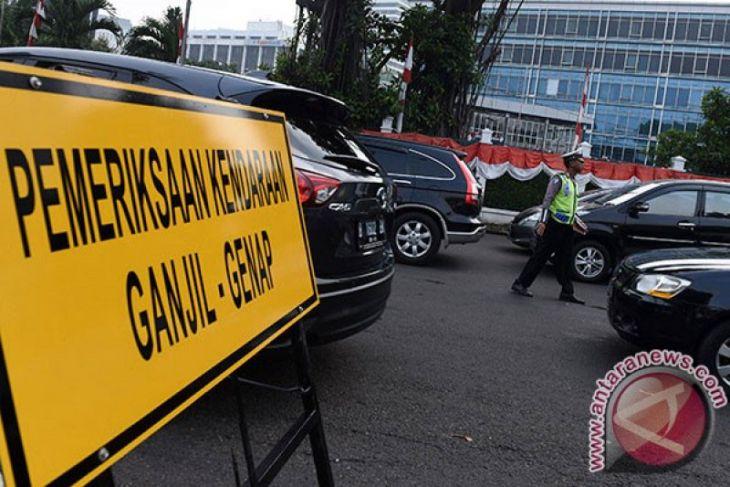 Tingkat kepatuhan berlalu lintas di Jakarta naik delapan persen