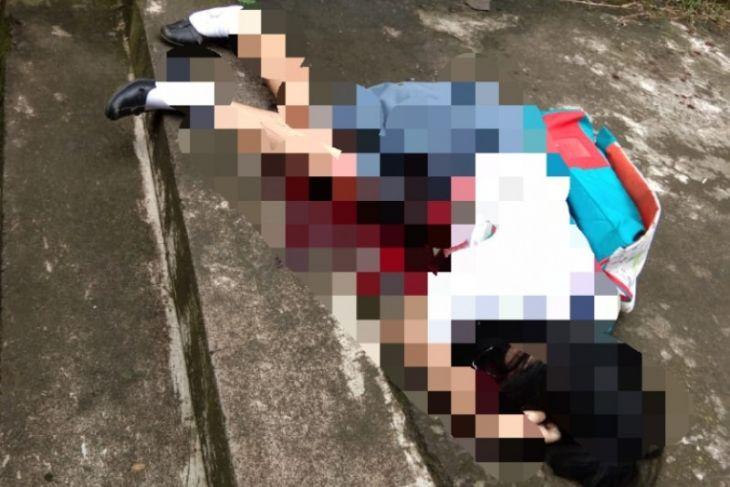 Tragis, siswi SMK Baranangsiang Bogor ditemukan tewas ditikam