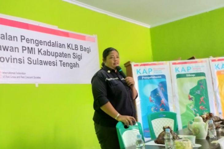 Relawan PMI Diberikan Pembekalan Pengendalian KLB
