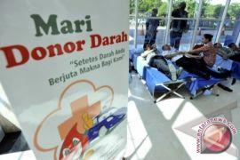 Wagub Idris Minta PDDI Ajak Masyarakat Donor Darah