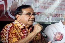 Akbar Tandjung: Golkar tunggu survei Pilkada Jatim