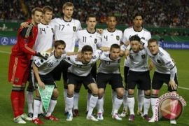 Piala Dunia 2018 - Jerman jaga catatan sapu bersih dan puncaki Grup C Eropa