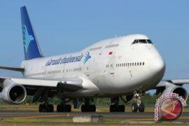 Garuda Indonesia targetkan transaksi GATF Rp7 miliar