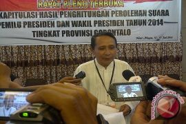 KPU: 16 Parpol di Gorontalo Penuhi Syarat
