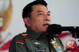 Moeldoko enggan komentari pilihan Jokowi soal panglima baru