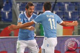 Lazio dihukum dua laga karena teriakan rasis suporter